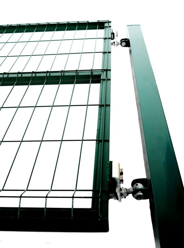 Ворота Стандарт 4х2 м. - фото 2
