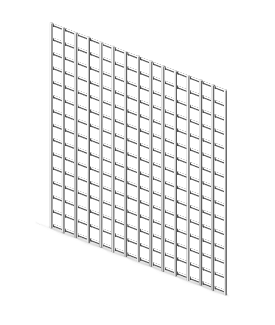 Сетка сварная ОЦ ячейка 12,5х12,5 мм, рулоны 30 м