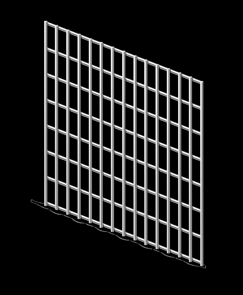 Сетка сварная ОЦ 12,5х25 мм., h 1 м.