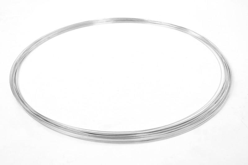 Проволока вязальная оцинкованная 2,5 мм (100 м) - фото 1